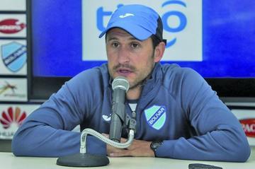 """Beñat San José: """"el título está disputado"""""""