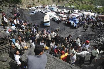 La explosión en una mina en Irán provoca 21 personas fallecidas