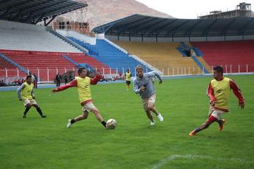 Nacional bosqueja el onceno para jugar la Sudamericana