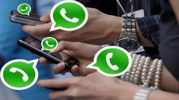 WhatsApp  vuelve luego de paralizar varias horas