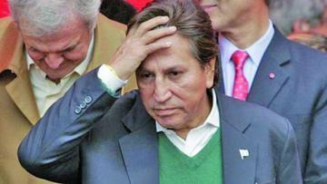 Alejandro Toledo apela orden de prisión por caso Odebrecht