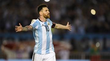FIFA suspende sanción a Messi