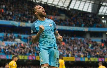 Manchester City vence 5-0 a Crystal Palace