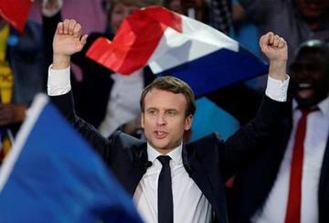 Emmanuel Macron se consolida como nuevo presidente francés