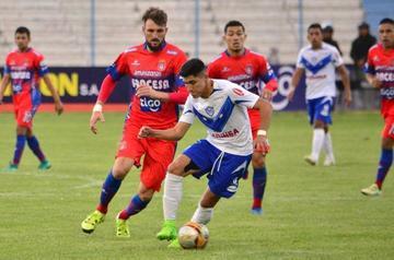 San José cede un empate ante Universitario