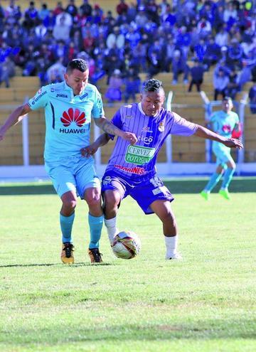 Bolívar pierde la amplia ventaja que tenía en el torneo