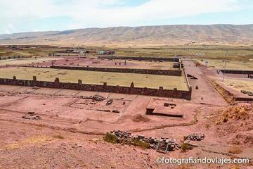 Tiwanaku muestra novedosas ruinas