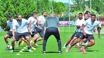Juventus y Mónaco se miden hoy