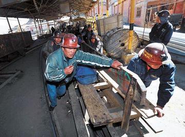 En Huanuni dicen que no renunciarán al alza salarial