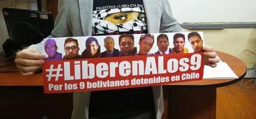 Inician campaña en redes sociales por la liberación de los nueve bolivianos