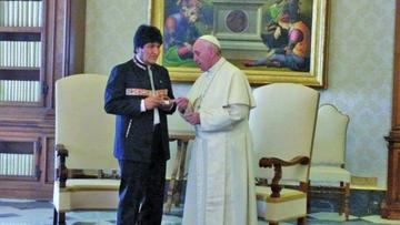 Piden al Papa interceder por la liberación de los nueve encarcelados