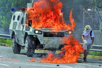 Ya son 39 personas fallecidas por las protestas en Venezuela