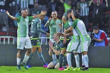 Atlético Nacional gana la Recopa Sudamericana