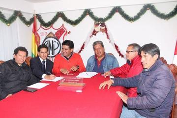 Nacional analiza la llegada de refuerzos para la Sudamericana