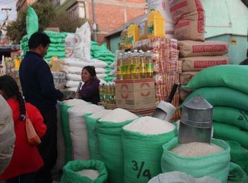 Los comerciantes no subirán precio a los productos de la canasta familiar