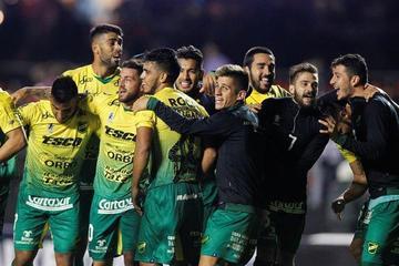 Defensa y Justicia avanza a la segunda fase de la Sudamericana