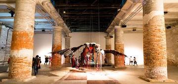 Ministra anuncia que Bolivia participa en la Bienal de Arte de Venecia 2017