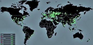 Un ciberataque mundial afecta a los usuarios de más de 70 países