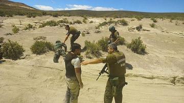 La CIDH pasó a la segunda fase de análisis de los 9 detenidos en Chile
