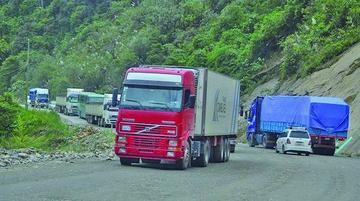 El transporte pesado no cancelará los peajes desde mañana martes
