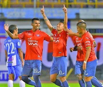 Blooming cae ante Wilstermann