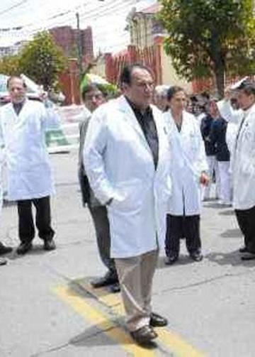 Los médicos ratifican paro de 48 horas