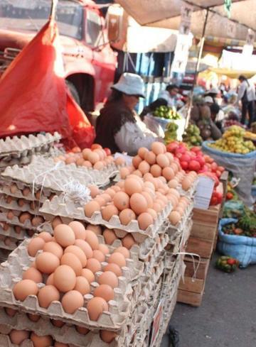 Reportaron fluctuación en el precio de los alimentos