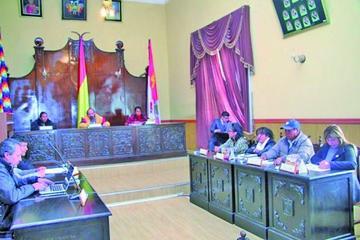 Los concejos municipales de Potosí tienen más mujeres