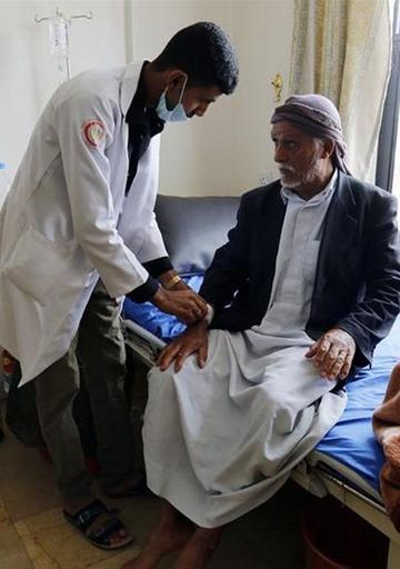 Ya son más de 200 muertos por epidemia de cólera en Yemen