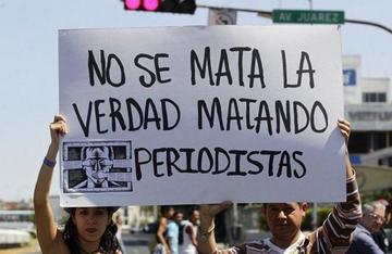 México toma medidas para proteger a los periodistas de violencia
