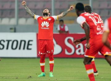Independiente Santa Fe elimina a Sporting Cristal