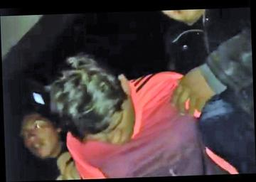 Presunto ladrón fue enviado al penal de Cantumarca