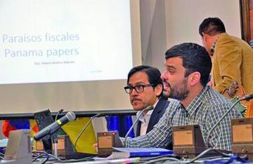 Analizan vínculos de dos excolaboradores de Goni con paraísos fiscales