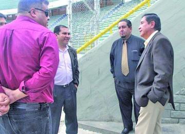 El Tigre rechaza que Fabol esté en la FBF