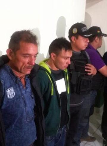 Capturan a 3 chilenos que querían robar una joyería en Cochabamba