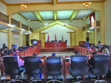 Asamblea aprueba incremento salarial en Gobernación potosina