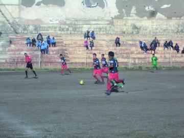 Stormers San Lorenzo se adueña de la punta del torneo de la AFP