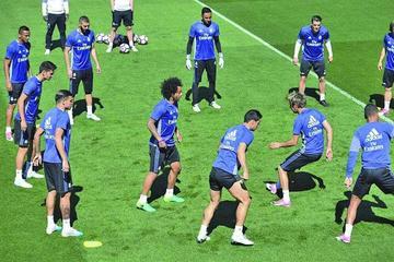 """Real Madrid se juega el título de la Liga en """"La Rosaleda"""""""