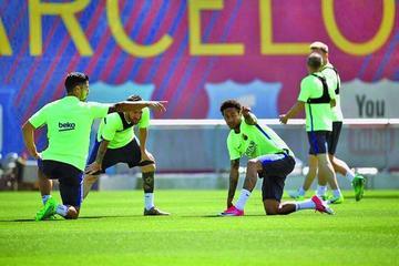 Barcelona está obligado a ganar a Eibar