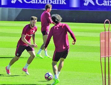 """Atlético se despide del """"Vicente Calderón"""""""