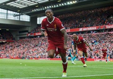 Liverpool cumple y estará en la Liga de Campeones