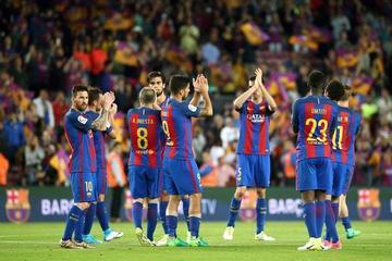 Barcelona culmina una remontada estéril