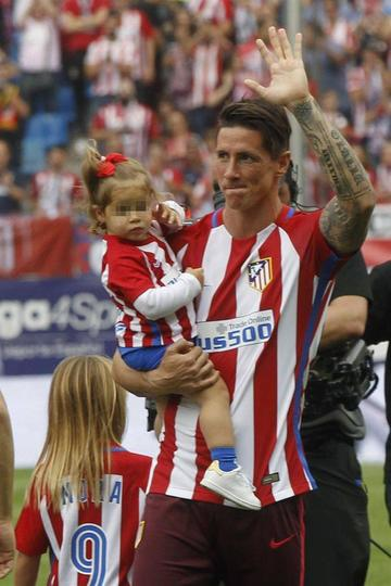 Torres le da el triunfo a Atlético de Madrid