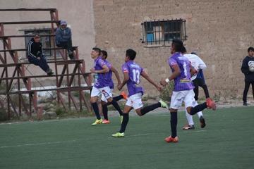 Real Potosí se adueña del clásico en el torneo de Reservas