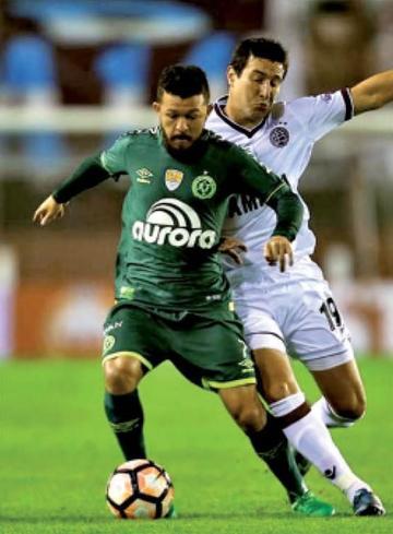 Chapecoense busca un triunfo ante Zulia