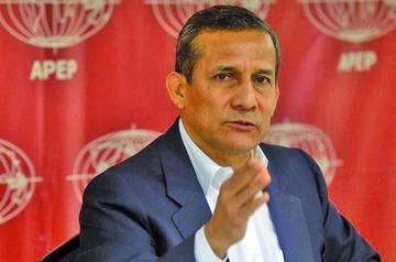 Humala insiste en que no recibió apoyo económico de Odebrecht