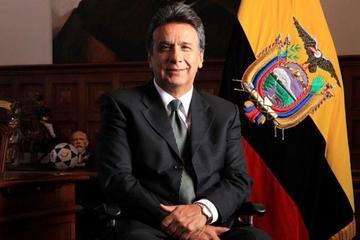Moreno jura a la Presidencia de Ecuador tras ganar las elecciones