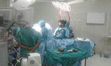 Todos los días programan cirugías en el Hospital Madre Teresa de Calcuta