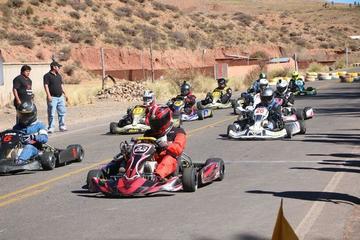 Potosí es sede de la segunda prueba nacional de karting