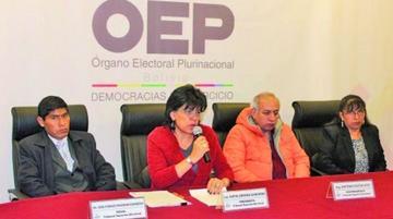 TSE lanza convocatoria para las elecciones judiciales de octubre